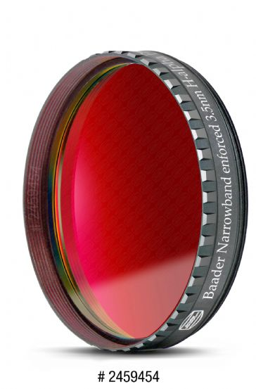 Baader Narrowband Enforced 3.5nm H-Alpha Filter 2 inch